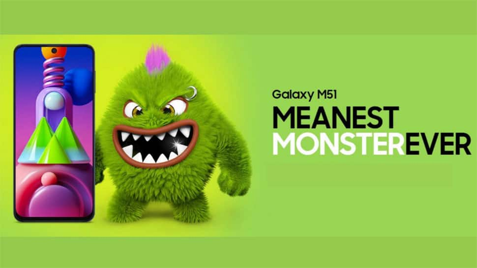 Reasons Why Galaxy M51 Is The Meanest Monster Smartphone Ever!