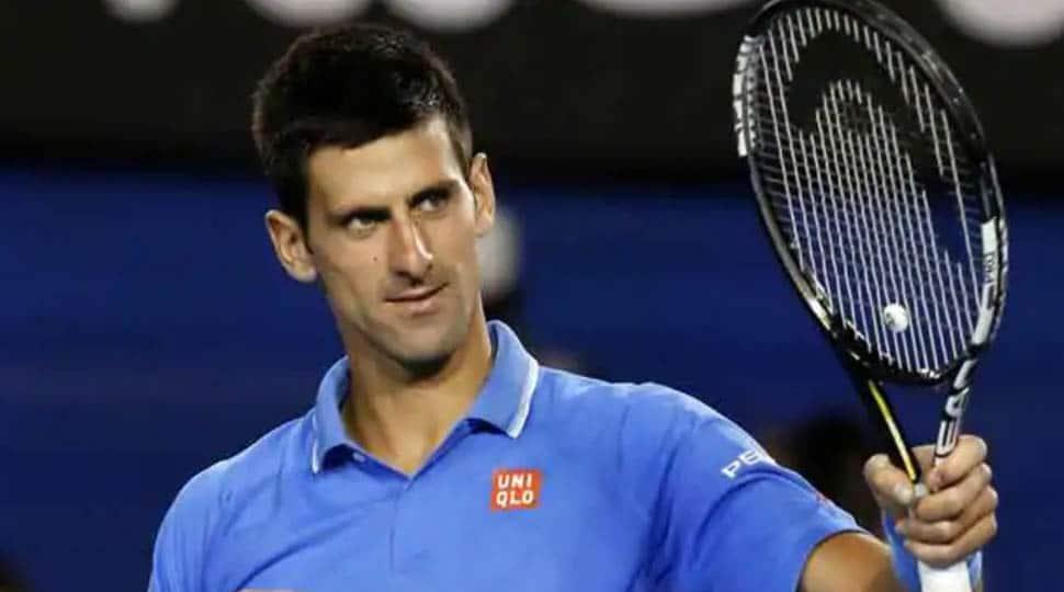 Us Open 2020 Novak Djokovic Posts Message For Fans After Lineswoman Gets Heavily Trolled On Social Media Tennis News Zee News