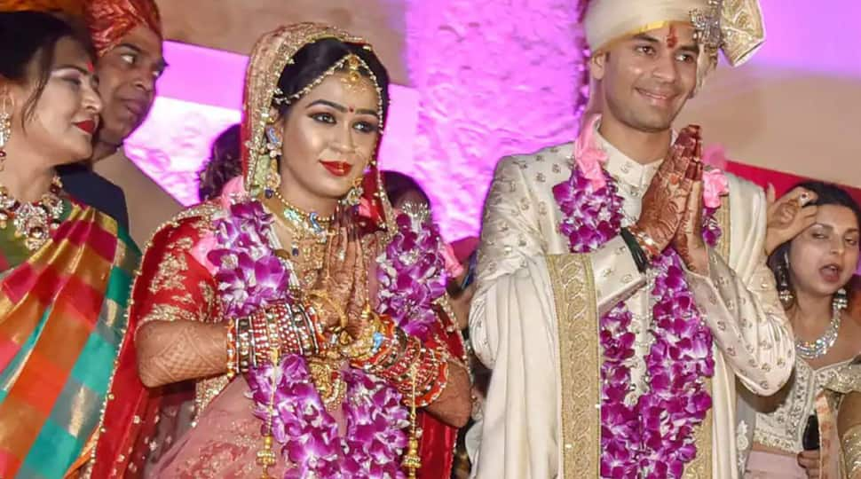 Big twist in Bihar Assembly election: Lalu Yadav's estranged daughter-in-law Aishwarya Rai may contest against husband Tej Pratap Yadav