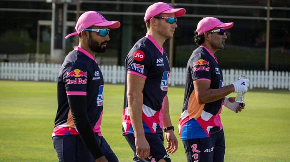 Indian Premier League 2020: Rajasthan Royals unveils new jersey in most  dramatic fashion | Cricket News | Zee News