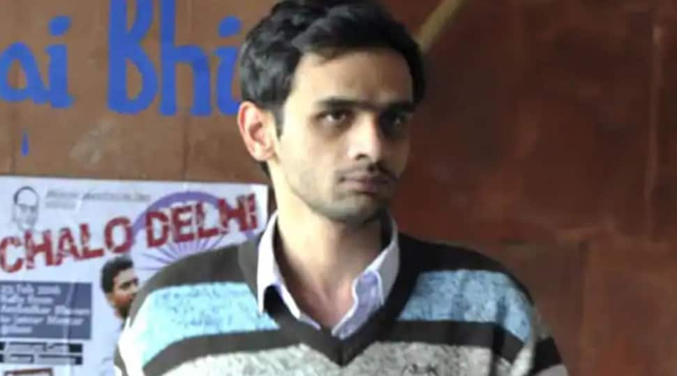 Former JNU student Umar Khalid arrested in connection with Delhi riots