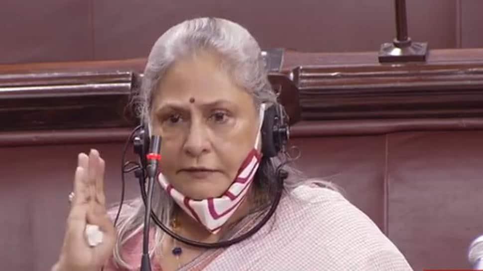 Jis thali me khate hai usi me chhed karte hain: Jaya Bachchan hits back at Ravi Kishan, gives Zero Hour not... - Zee News