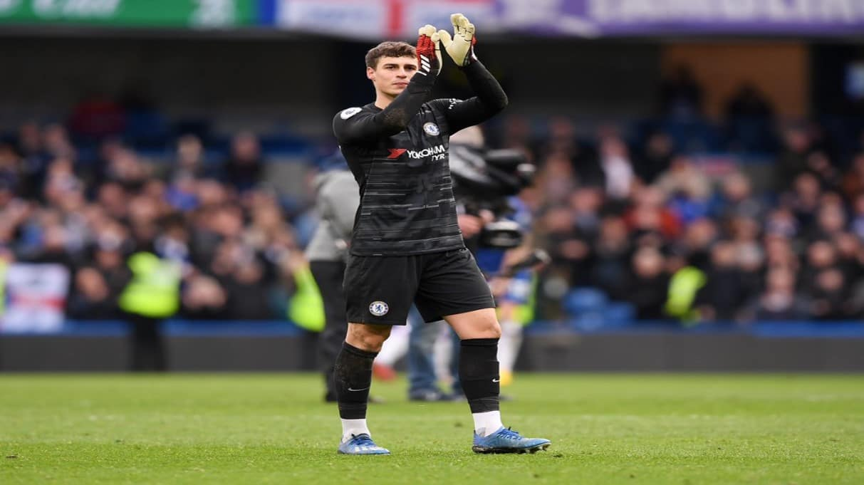 Chelsea can't win English Premier League title with Kepa Arrizabalaga: Former Manchester United defender Gary Neville