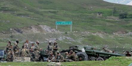 China denies reports of troops laying fibre optic cables at India border