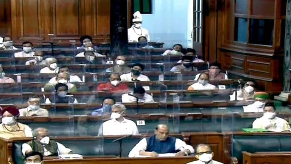 Lok Sabha passes bill to cut salaries of MPs by 30% - Zee News