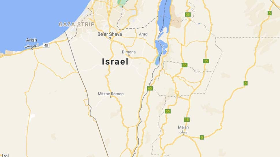 Palestinians fire rockets into Israel, wounding two, during signing of normalisation agreements