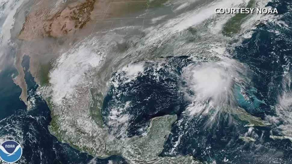 Hurricane Sally lumbers toward US Gulf Coast, threatens 'catastrophic flooding'