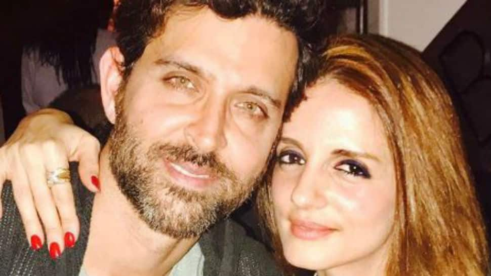 Super...: Here's why Hrithik Roshan and ex-wife Sussanne Khan are trending again