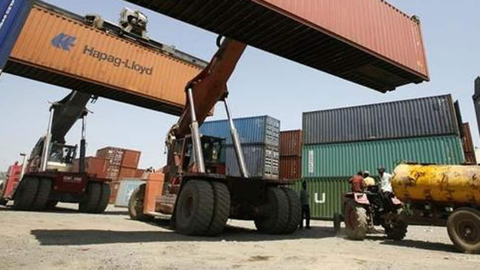 India's overall export declines by 25.42% during April-June period