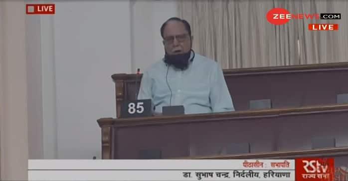 Rajya Sabha passes Ayurveda Bill 2020; MP Subhash Chandra applauds government move