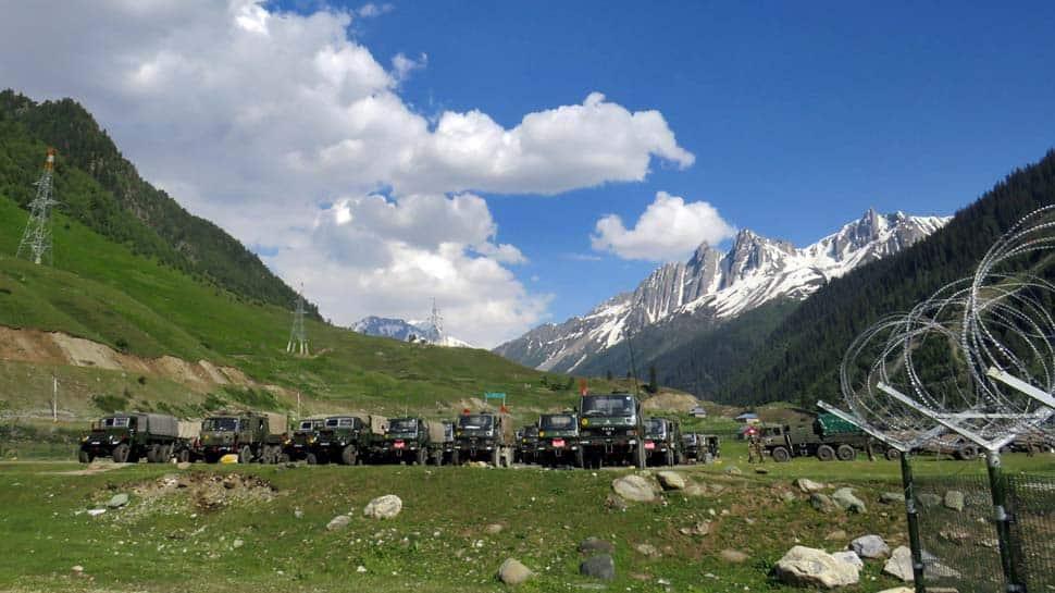 China puts up loudspeakers at Finger 4 area of Pangong Lake, plays Punjabi songs to distract Indian troops