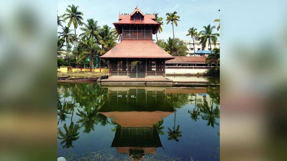 Cochin Thirumala Devaswom temple in Kochi