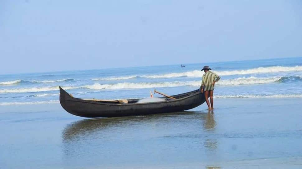 Sea in Kochi