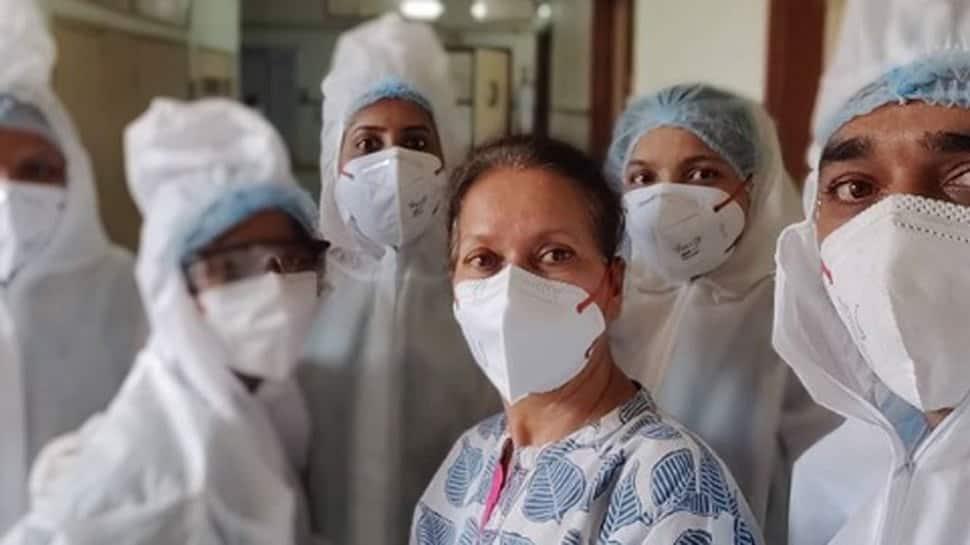 Veteran actress Himani Shivpuri discharged from hospital after COVID-19 diagnosis