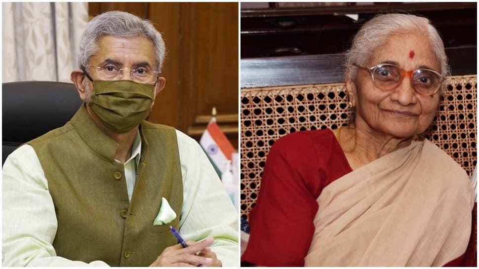 S Jaishankar's mother dies, External Affairs Minister shares heartfelt message on Twitter