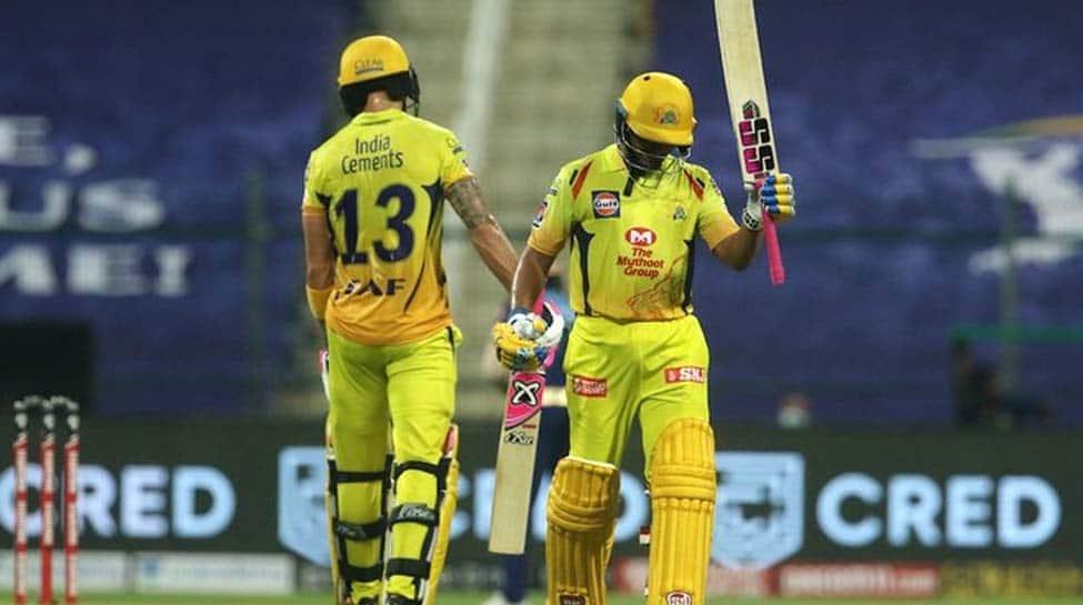 Ambati Rayudu, Faf du Plessis shine Chennai Super Kings beat Mumbai Indians by 5 wickets in IPL 2020 opener