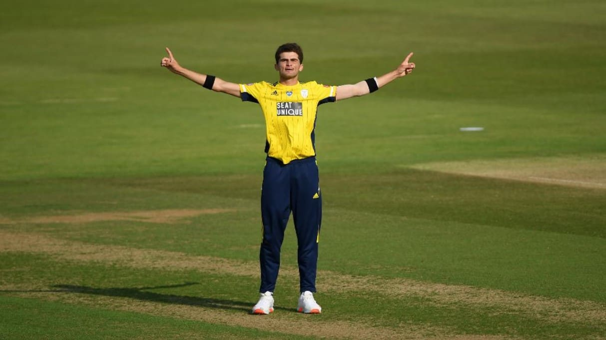 Shaheen Afridi's epic spell: picks up 6 wickets, all bowled, Watch!
