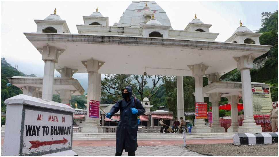 Vaishno Devi shrine launches 'Pooja Prasad' home delivery service