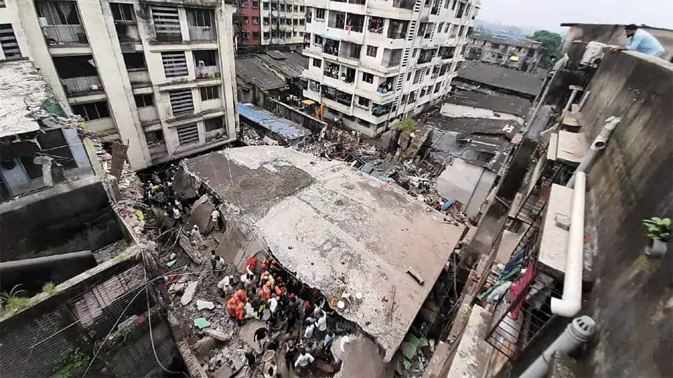 Deaths in Maharashtra's Bhiwandi building collapse rises to 30