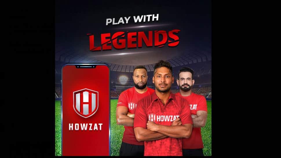 Howzat appoints cricketing legends Kumar Sangakkara, Pollard, and Irfan Pathan, as the official brand ambassadors