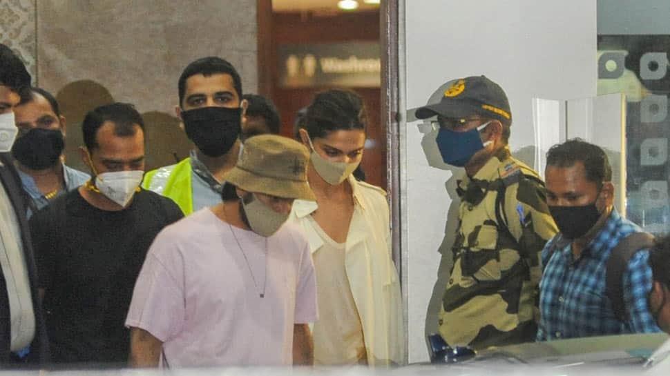Ranveer Singh seeks NCB approval to join wife Deepika Padukone during the probe in drugs case