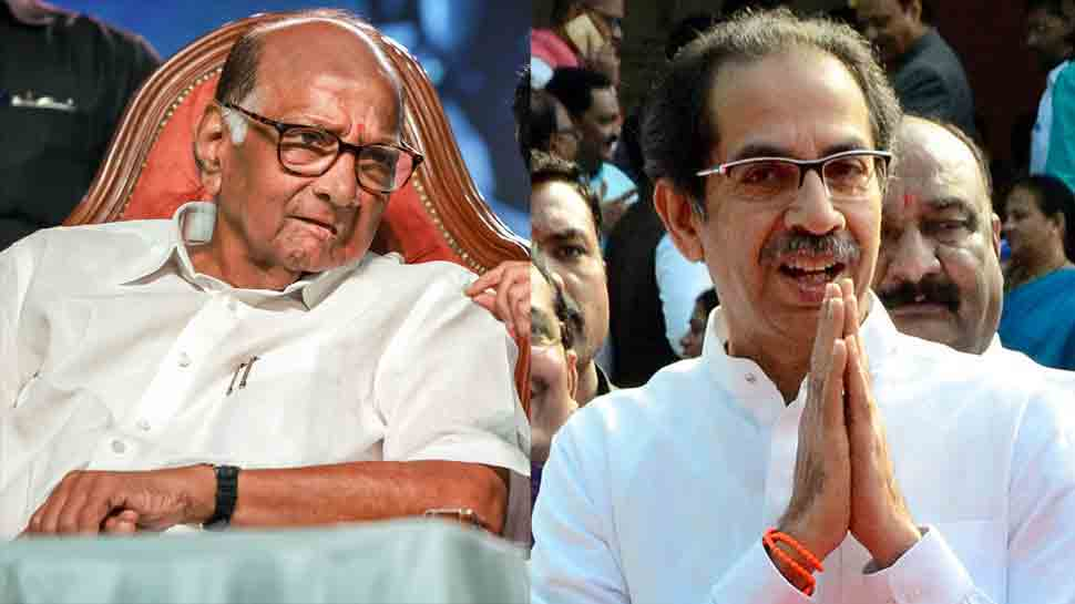 Discord in Aghadi over Sanjay Raut-Devendra Fadnavis meet? NCP's Sharad Pawar meets Uddhav Thackeray