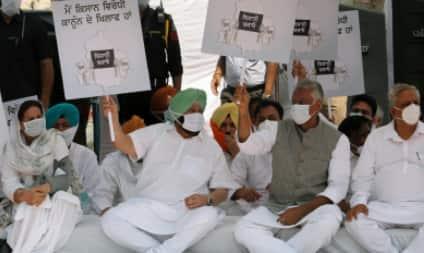 Farm bill protests: Punjab CM Amarinder Singh slams Centre, says his govt will move Supreme Court