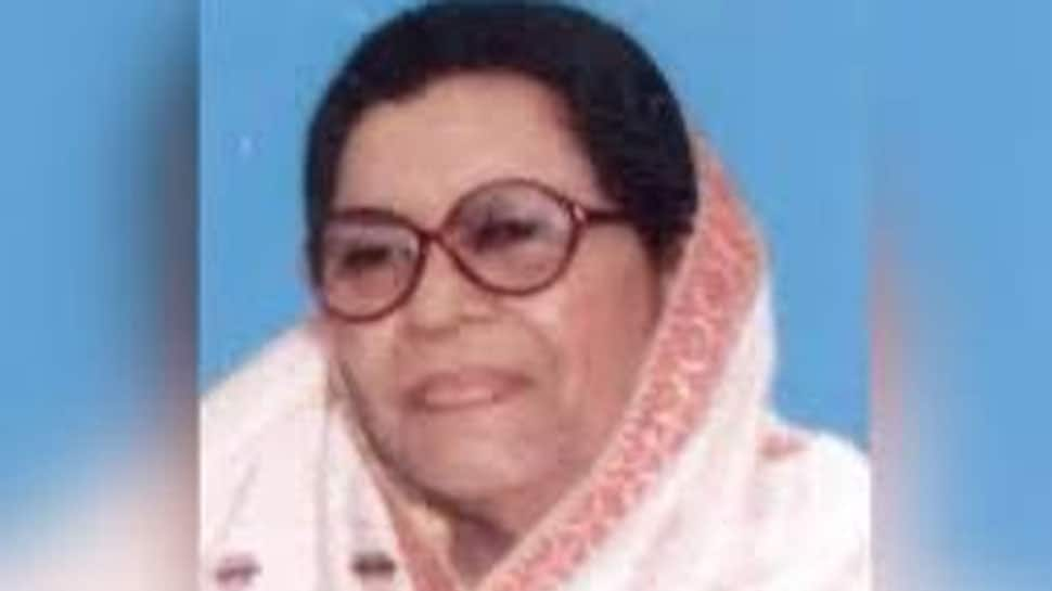 Assam's only woman chief minister Syeda Anwara Taimur dies at 84, leaders pay tribute