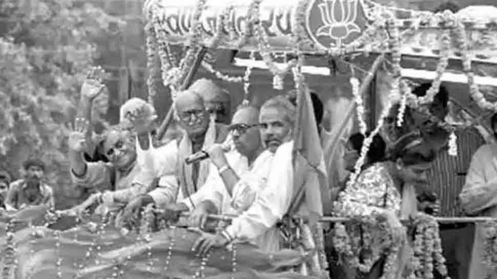 Babri Masjid demolition case verdict on September 30, LK Advani, Uma Bharti, MM Joshi named as accused