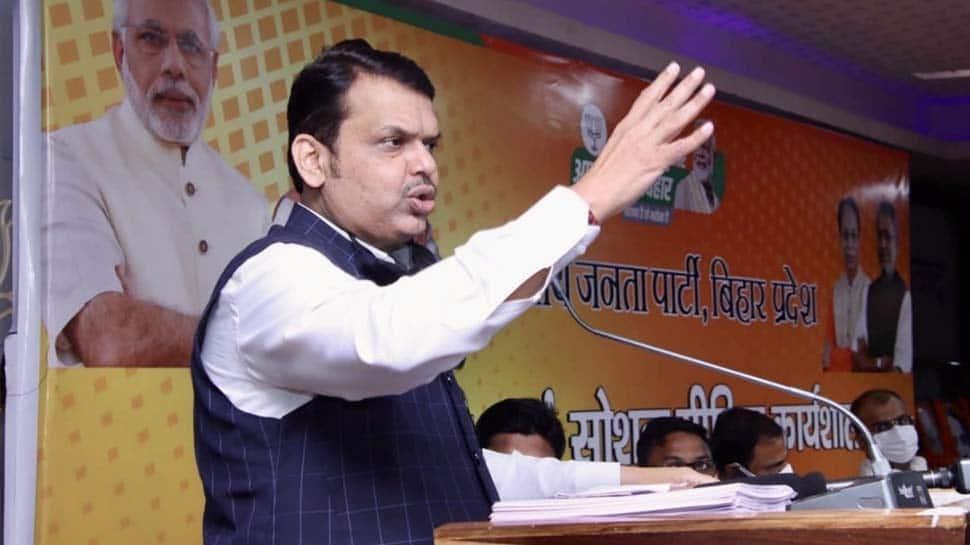 BJP appoints former Maharashtra CM Devendra Fadnavis as Bihar election in-charge