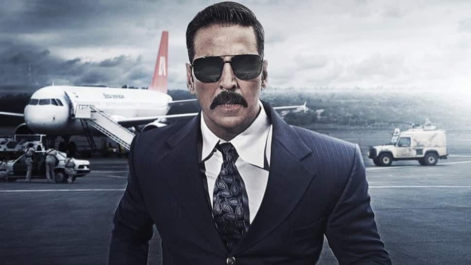 Akshay Kumar drops latest poster of 'Bellbottom' as film completes shoot schedule!
