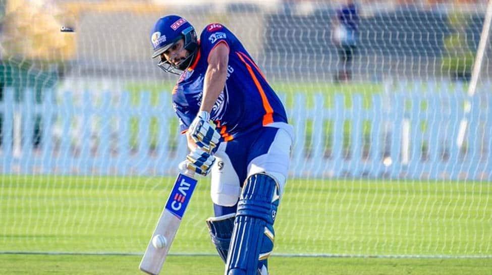 Mumbai Indians skipper Rohit Sharma becomes third batsman to reach 5,000 runs in IPL