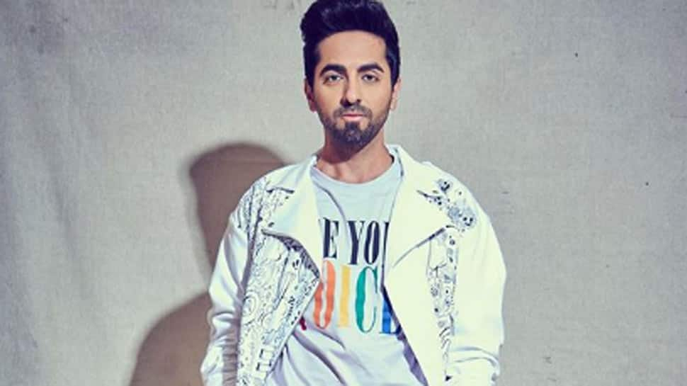 Ayushmann Khurrana undergoes physical transformation for next film, says 'it's going to be a different me!'