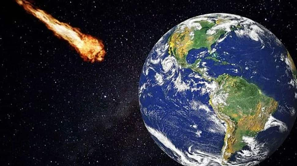 Asteroid, size of a Boeing-747, heading towards Earth