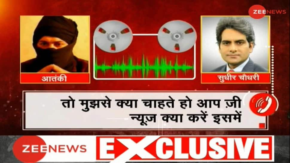 Pakistani caller targets Zee News Editor-in-Chief Sudhir Chaudhary again, vows to attack media house past midnight