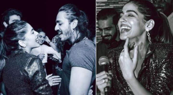 Alaya F attends Bal Thackeray's grandson Aaishvary's birthday in Dubai, their pics go viral