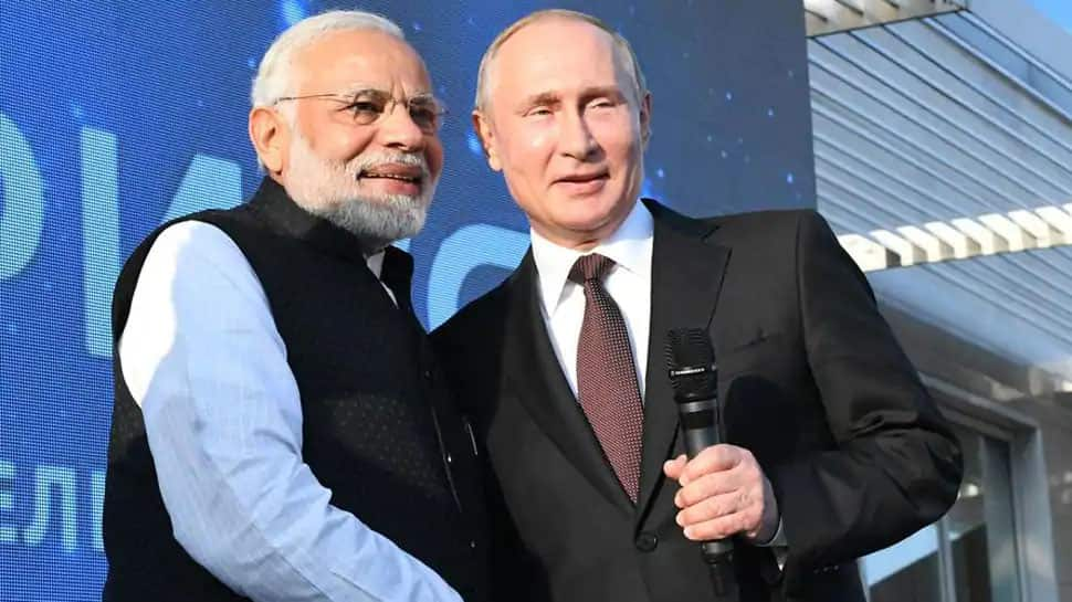 Russian President Vladimir Putin S India Visit Discussed As Pm Narendra Modi Calls To Wish Him On Birthday India News Zee News