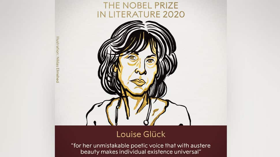 2020 Nobel Prize in Literature awarded to American poet Louise Glück