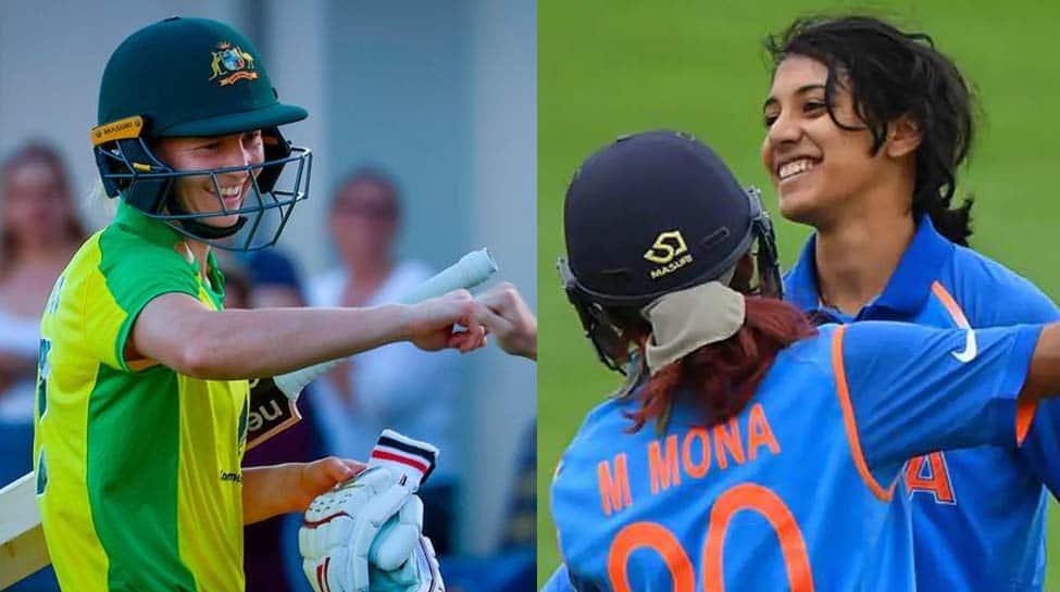 ICC Women's ODI Rankings: India's Smriti Mandhana slips to fourth spot, Australia's Meg Lanning reclaims No.1 position