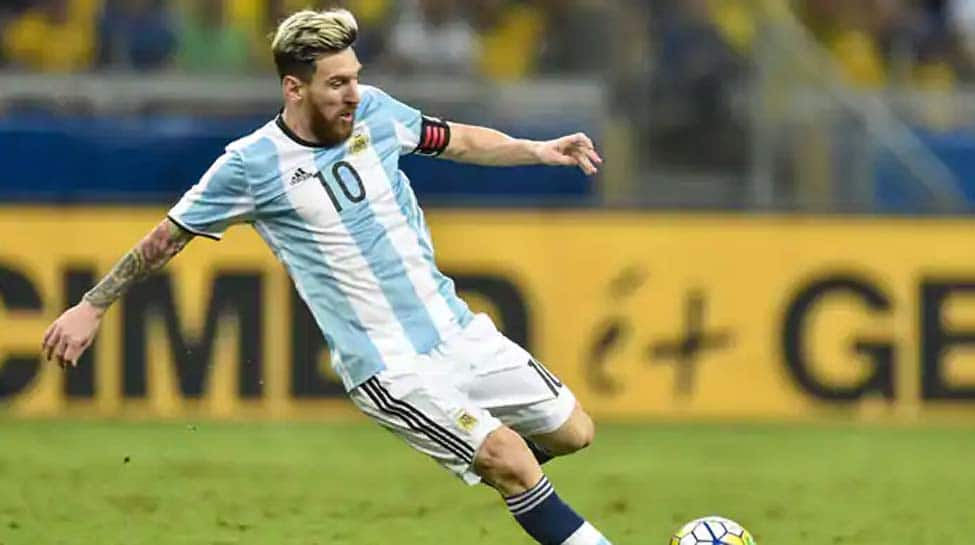FIFA World Cup Qualifiers: Lionel Messi penalty gives Argentina 1-0 win over Ecuador