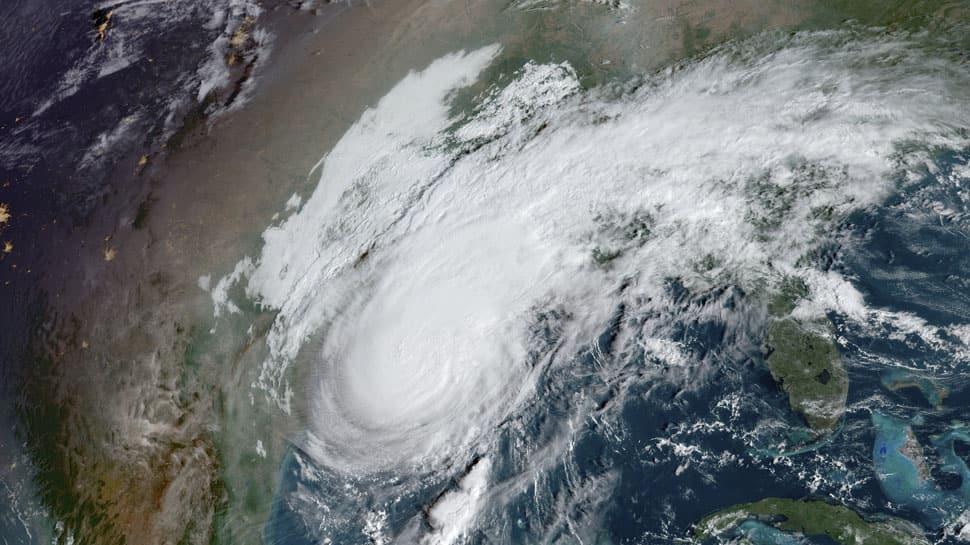 Louisiana residents flee as Hurricane Delta bears down on US Gulf Coast