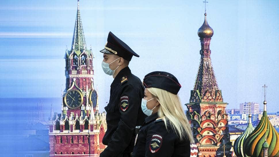 Russian police in Far East cracks down marathon anti-Kremlin protest