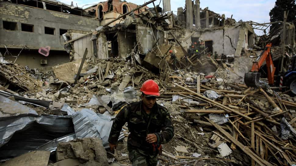 Azerbaijan-Armenia war: Nagorno-Karabakh truce under severe strain as both sides allege violations