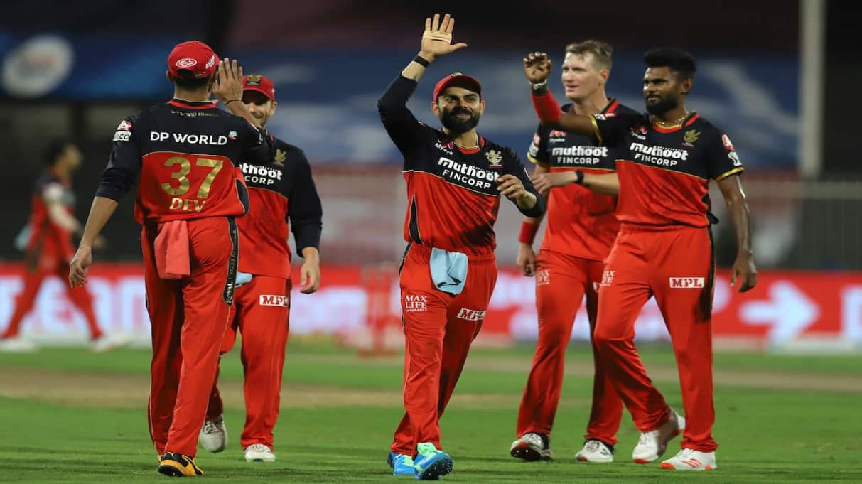 Indian Premier League 2020: Clinical Royal Challengers Bangalore thrash Kolkata Knight Riders by 82 runs, reach third spot in points table