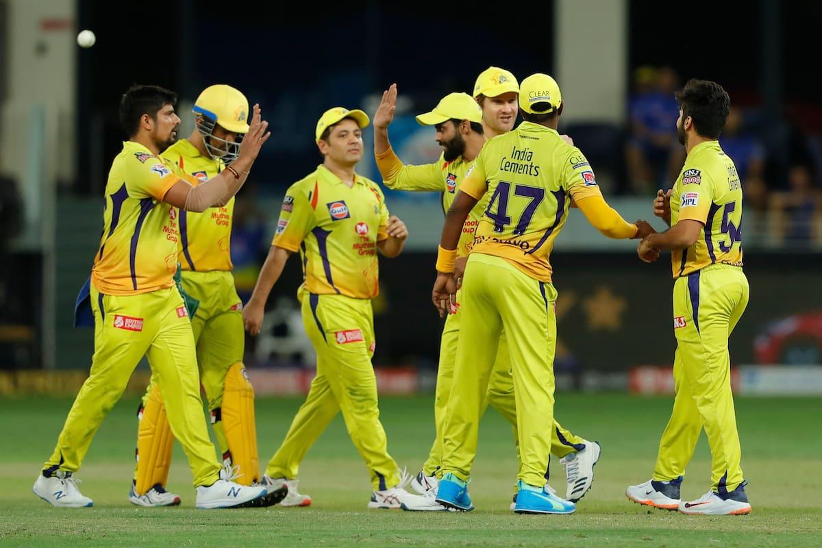 SunRisers Hyderabad vs Chennai Super Kings, Indian Premier League 2020 Match 29: In Pics   News   Zee News