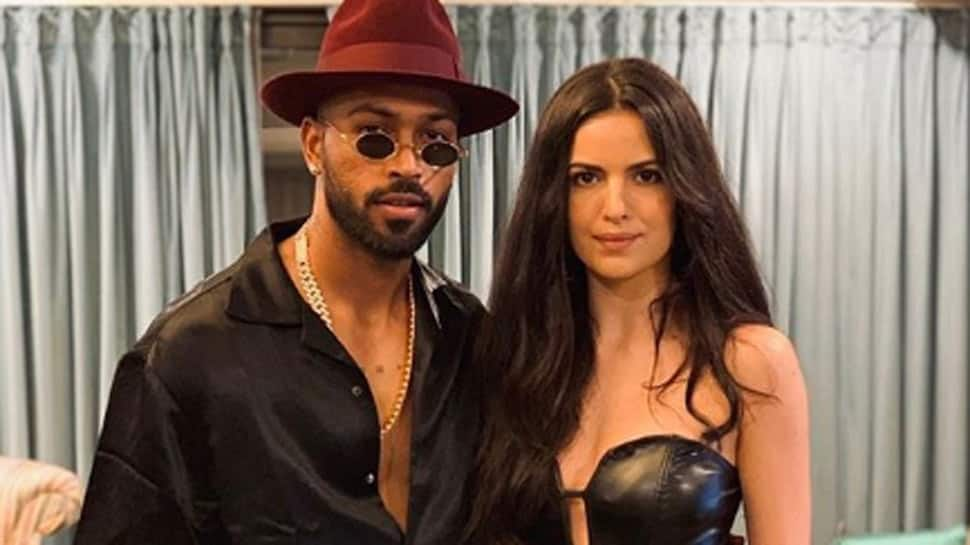 Natasa Stankovic is missing her gang, party pic with beau Hardik Pandya goes viral!