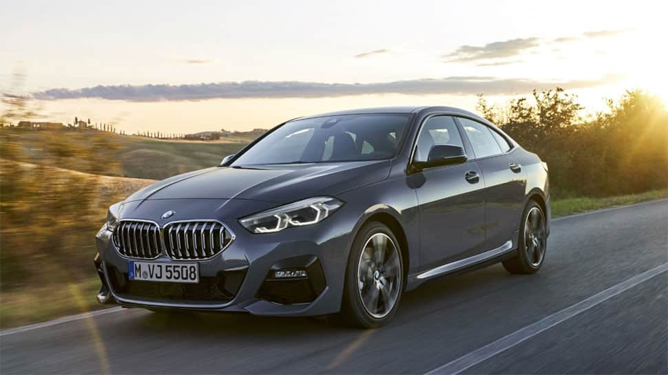Bmw 2 Series Gran Coupe Hits Indian Roads Check Features Price Pics News Zee News