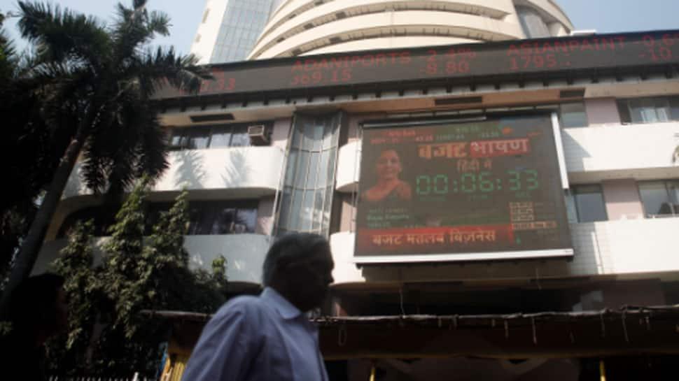Markets snap 10-session winning run; Sensex tanks 1,066 points