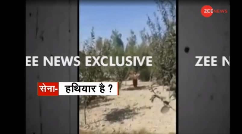 Indian Army helps misguided Kashmiri youth to surrender; Watch - Zee News