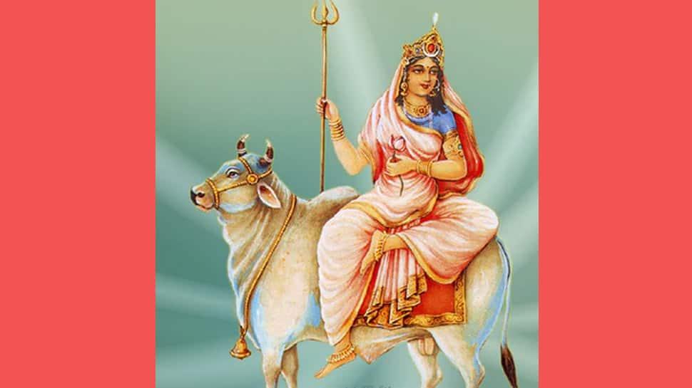 Day 1 - Maa Shailputri